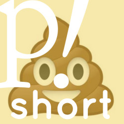 piffle! short – When Someone Takes a Human Dump